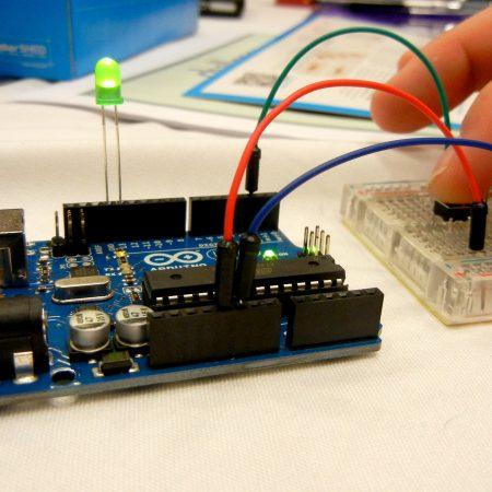 Основы электроники на базе Arduino в среде TinkerCad (для учителей)